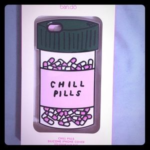 Accessories - Brand New Chill Pills Iphone 6/6s Plus Cover